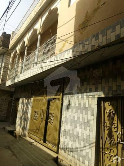 Main St 46, 7 Marla Double Storey Well Maintain Family House