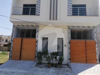 2 Identical Portions House For Sale