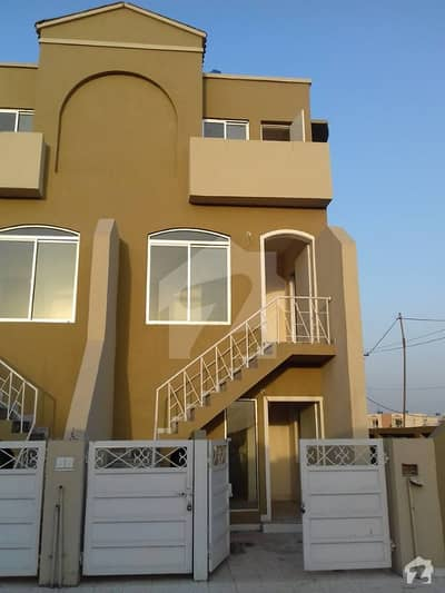 3 Marla Portions Facing Park Available In Eden Abad For Sale