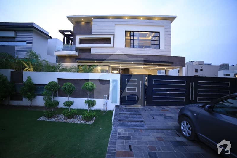1 Kanal Brand New Out Class Luxury House For Sale In State Life Housing Society Phase 1