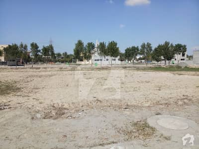 10 marla plot for sale  in bahira town lahore