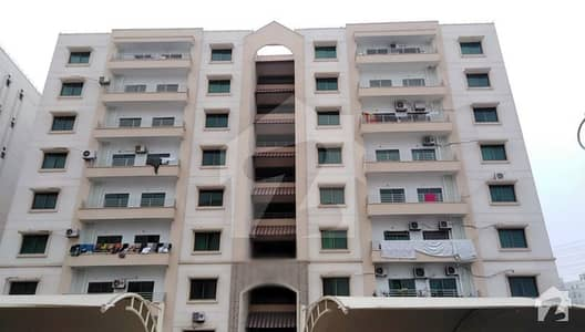 10 Marla 03 Bedroom 4th Floor Flat Available For Sale In Askari 11 Lahore