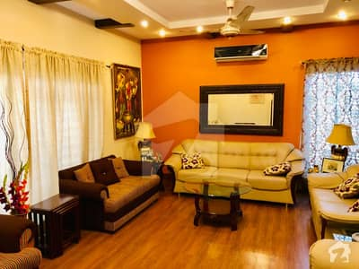 22 Marla Corner Brand New Fully Furnished Designer Bungalow For Sale Near To Community Club