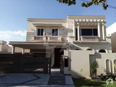 Kanal Brand New Solid Awesome Spanish Bungalow For Sale