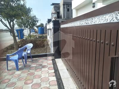 10 Marla Ground Portion For Rent In Sector E Phase 8 Bahria Town
