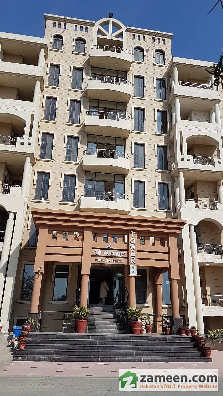 10 Marla Furnished Luxury Apartment For Rent In Dha Phase 8