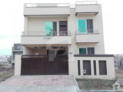 30x60 Size Double Storey House Is Available For Sale In Jinnah Gardens Phase 1 Islamabad