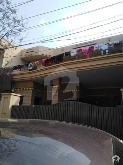 13 Marla Double Storey House For Rent Near Wapda Gool Chakar