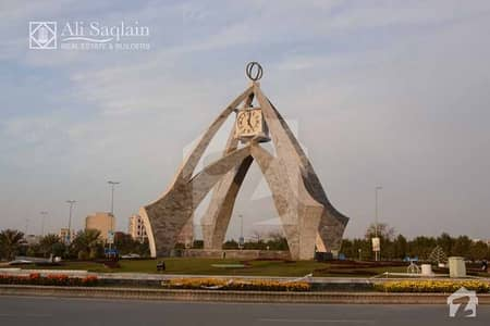 8 Marla Commercial Corner 3 Side Open Plot No 8 Available For Sale In Park View Bahria Town Lahore