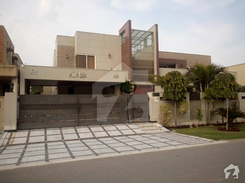 2 Kanal House With Basement For Sale In DHA Phase 5