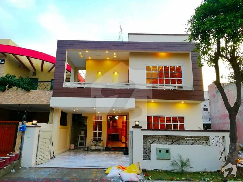 Stylish 10 Marla House House In Bahria Town