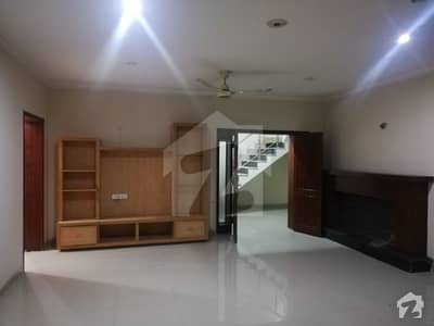 1 Kanal Basement Portion For Rent In Dha Phase 4 Block D/D