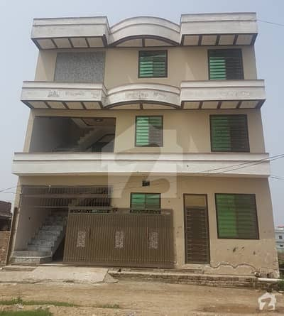 5 Marla Triple Story House for Sale