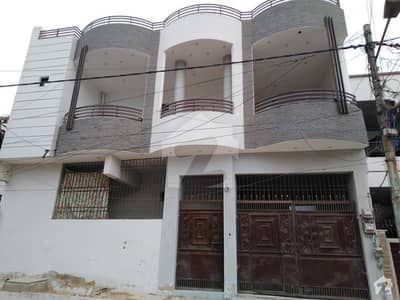 6 Beds 240 Sq Yard 2 Units House For Sale Demand 3 Crore 25 Lac Just Like New