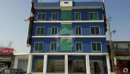 فیصل ٹاؤن - ایف ۔ 18 اسلام آباد میں 5 مرلہ عمارت 3 کروڑ میں برائے فروخت۔