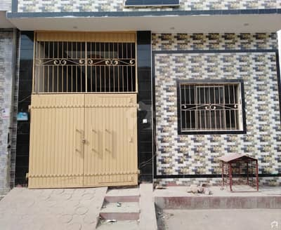 3. 5 Marla Double Storey House For Sale In Block Z