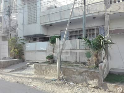 Single Storey T Shape House Available For Sale In North Karachi
