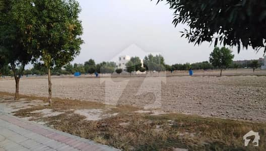 Low Budget 8 Marla Residential Plot For Sale In D Block Phase 2 Bahria Orchard Lahore
