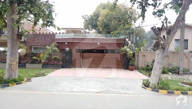 24 Marla Super Luxury Renovated Beautiful Bungalow For Sale In Lahore Cantt
