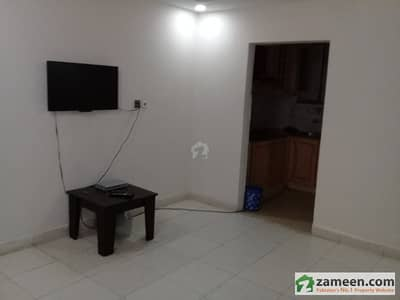 1 Bed Room Fully Furnished For Rent In Bahria Phase 3