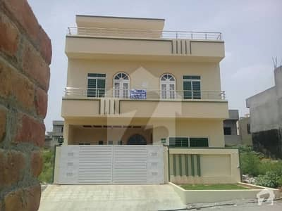 brand new 7 marla house for rent in jinah garden phase 1