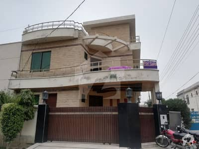 Leads Offers 10 Marla Full Basement Bungalow In Punjab Society