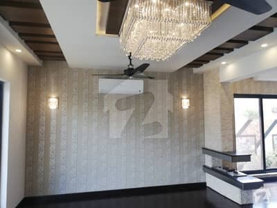Awesome 1 Kanal Brand New House With Cinema Theater