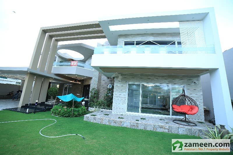 2 Kanal Brand New Ultra Modern Luxury Bungalow With Home ...