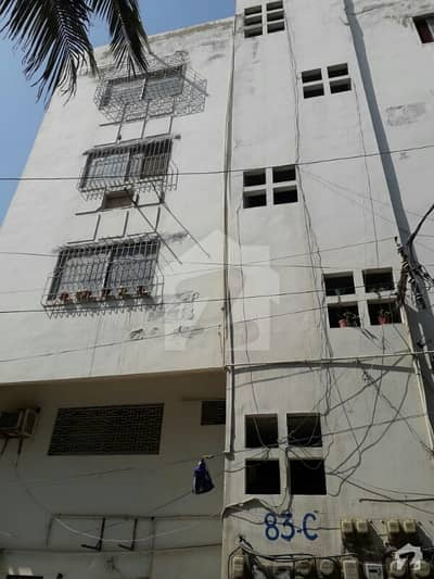 3 Bed D/D Flat For Sale At Dha Phase 2 Ext