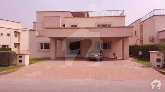 Defence Raya 2 Kanal Villa With 14 Marla Extra Lawn Fully Basement Facing Golf Course House For Sale