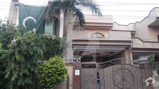10 Marla Double Storey House For Sale In Mustafa Town At Hot Location