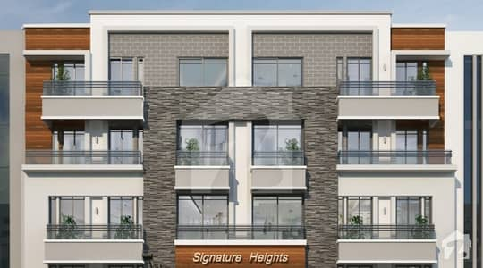 421 Sq Feet Studio Apartment Is Available For Sale In Dream Gardens Housing Society