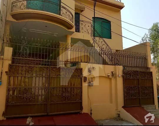 10 Marla House Full Furnished 3 Floor  For Sale