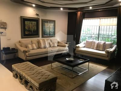 1 Kanal Furnished  Upper Portion For Rent In DHA Defence Phase 4 BB Block