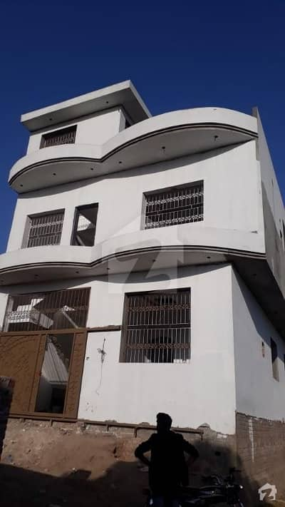 4 Marla Brand New Double Storey Corner House