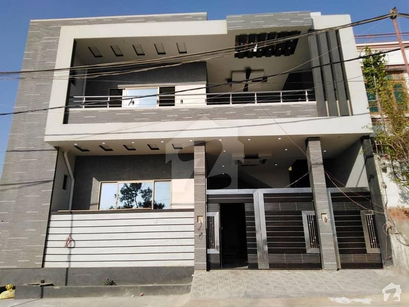 گلشنِ معمار - سیکٹر یو گلشنِ معمار گداپ ٹاؤن کراچی میں 6 کمروں کا 10 مرلہ مکان 2.45 کروڑ میں برائے فروخت۔