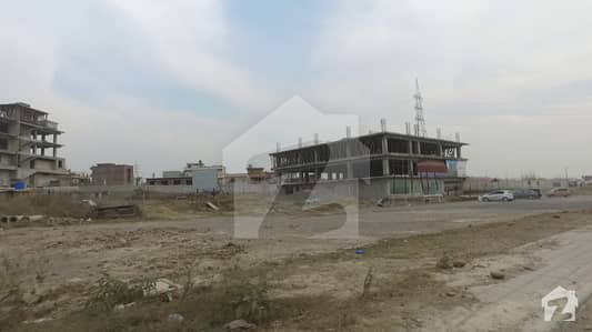 Jinnah Garden - 7 Marla Plot Is Available For Sale - Reasonable Price