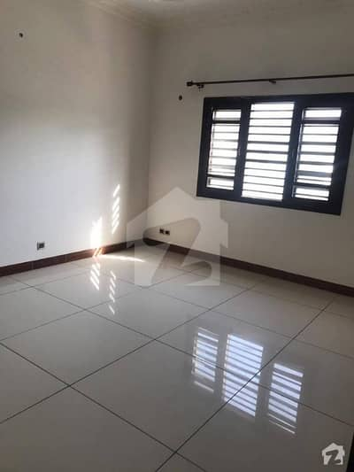4BED DD BRAND NEW PROTION 1ST FLOOR WITH ROOF ON RENT AT PECHS BLOCK 6