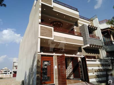 Brand New Full Furnished G+1st Floor House Is Available For Sale