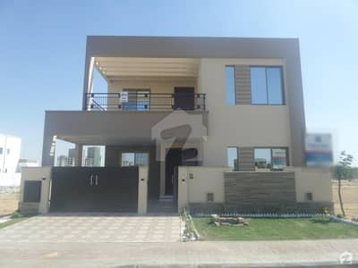 Brand New Bungalow On 272 Sq Yard Covered Area 3300 Sq Feet Available Near School