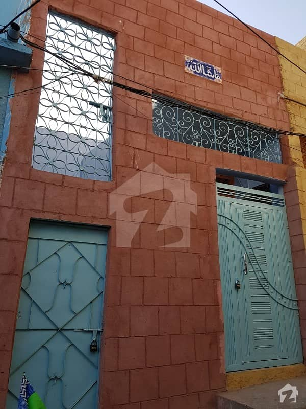 House For Sale 40 Sq Yards