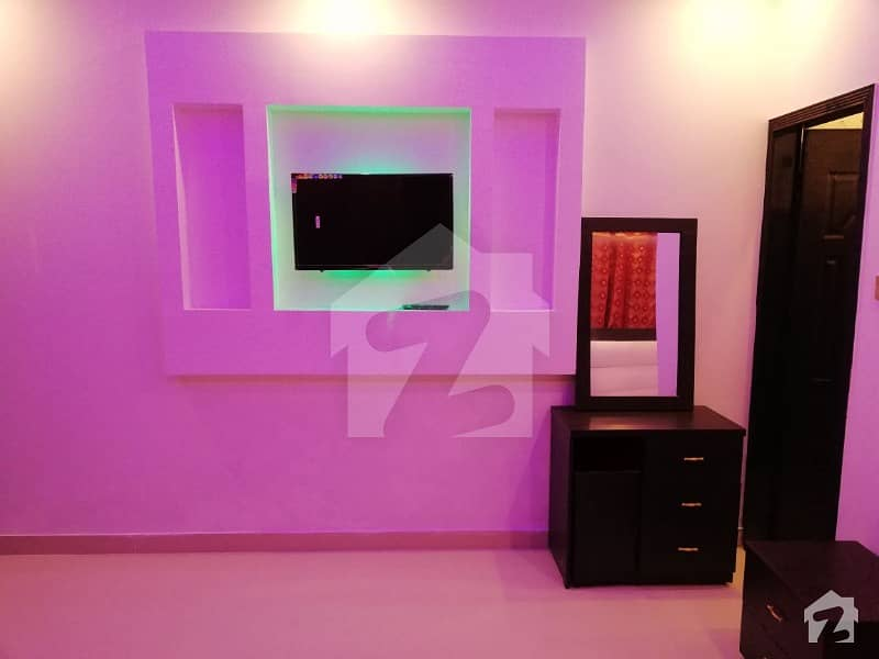 A Beautiful Furnished Room For Rent In Satluj Block