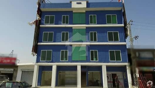 فیصل ٹاؤن - ایف ۔ 18 اسلام آباد میں 6 مرلہ عمارت 3 کروڑ میں برائے فروخت۔