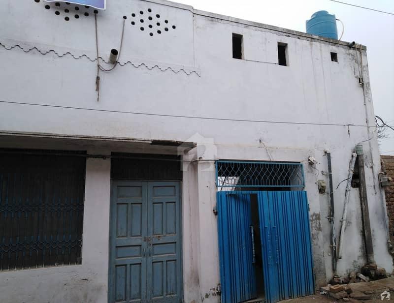 5 Marla 40 Square Feet House For Sale Saraj Colony