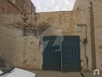 House For Sale Near High Street Sahiwal