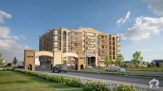 Main Islamabad Express Highway 12  3Bed Apartments are Available in  River Icon