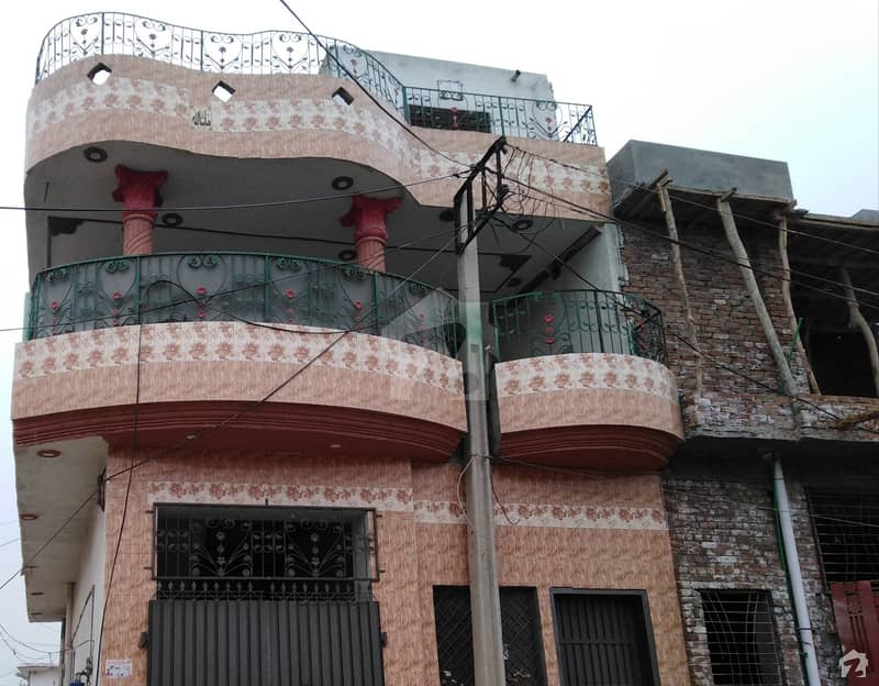 1000 Square Feet House For Sale Saraj Colony