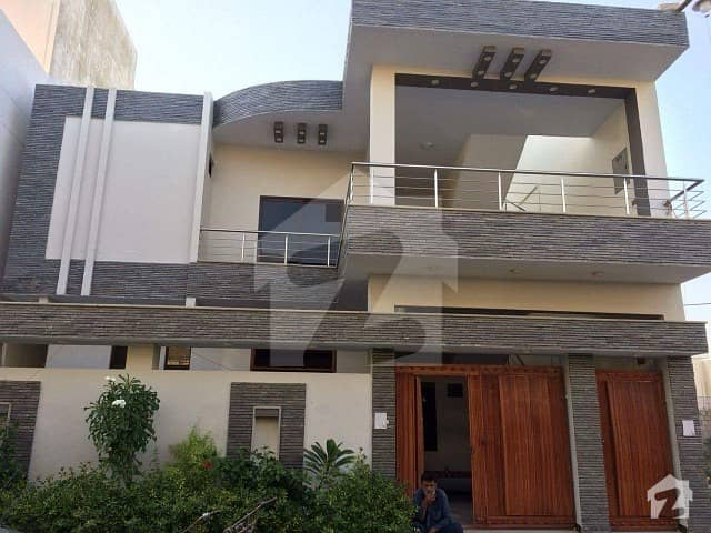 240 Square Yards Brand New Double Storey House For Sale