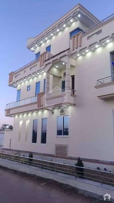 4 Marla House Portion Vise Available For Rent Ground Portion With 2 Bad Upper Portion with 3 Bad Water boringWith Meater Saprit