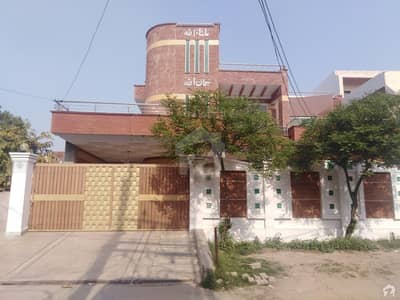 2 Kanal House Is Available For Rent In Model Town K Block